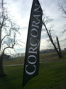 Corcoran Vineyards Flag