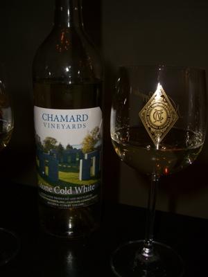 Chamard Vineyards Stone Cold White