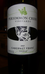 2007 Persimmon Creek Vineyards Cabernet Franc