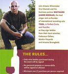 Maynard James Keenan and Arizona Wines
