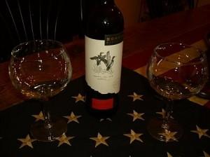 Boordy Vineyards 2007 Pinot Noir (Maryland Icon No. 5 Mallards)