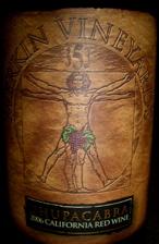 2006 Merkin Vineyards Chupacabra