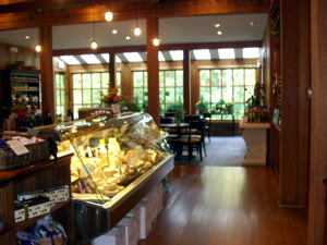 Kluge Estate Winery and Vineyard Tasting Room