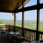 Bluemont Vineyard Deck