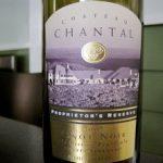 Chateau Chantal Proprietor's Reserve 2007 Pinot Noir, Pontes Vineyard