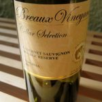Breaux Vineyards Cellar Selection 2007 Cabernet Sauvignon Double Reserve