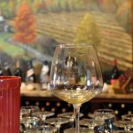 Yonah Mountain Vineyards Glass