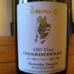 Pearmund Cellars 2008 Old Vine Chardonnay