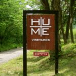 Hume Vineyards Entrance