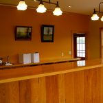 Glen Manor Vineyards Tasting Counter