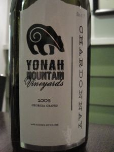Yonah Mountain Vineyards 2008 Chardonnay