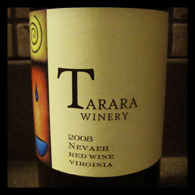 Tarara Winery 2008 Nevaeh Red Wine