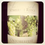 Somerset Ridge Traminette Oktoberfest