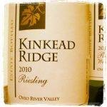 Kinkead Ridge 2010 Riesling