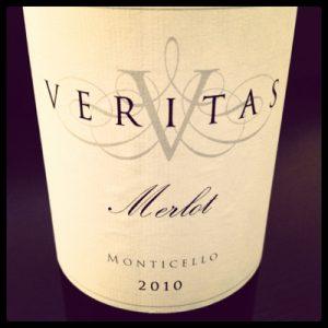 Veritas 2010 Merlot