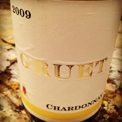 2009 Gruet Chardonnay