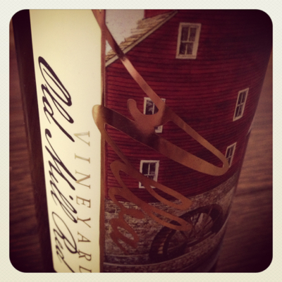 Alba Vineyards Old Mill Red