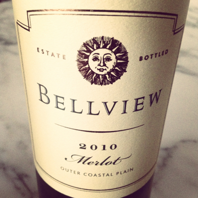 Bellview Winery 2010 Merlot