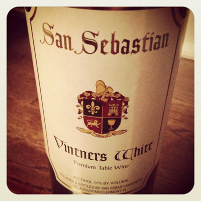 San Sebastian Vintners White