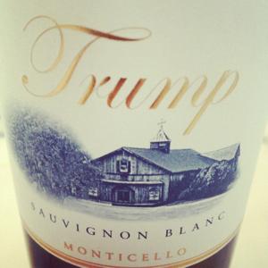 Trump 2011 Sauvignon Blanc