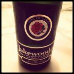 Lakewood Vineyards 2012 Dry Riesling